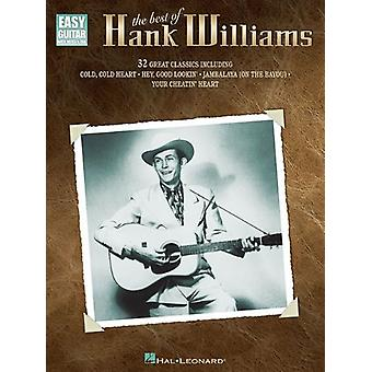 The Best of Hank Williams - 9780634002182 Book