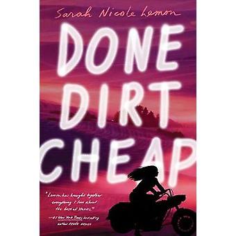 Gjort smuts billigt av Sarah Lemon-9781419730351 bok