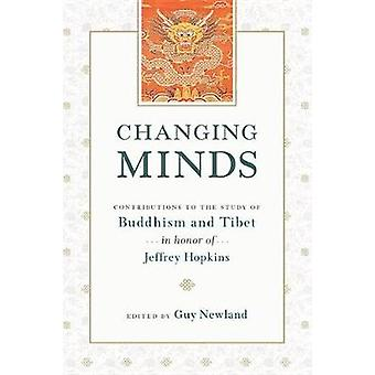 Changing Minds - Contributions to the Study of Buddhism and Tibet in H
