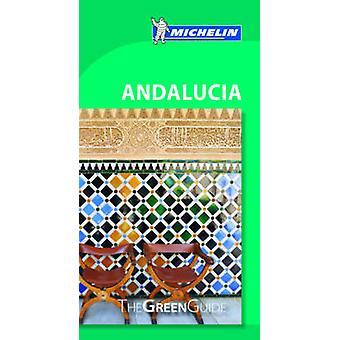 Michelin Green Guide Andalucia - 9782067214880 Book