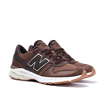 New Balance Made in England 770 Tonal Brown Trainers