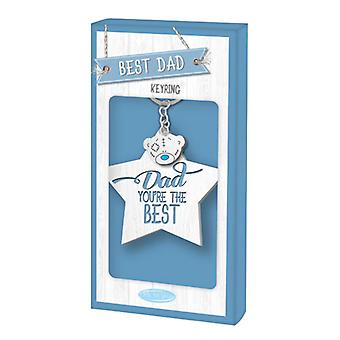 Me To You Fathers Day Keyring