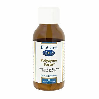 BioCare Polyzyme Forte Vegicaps 30 (14930)