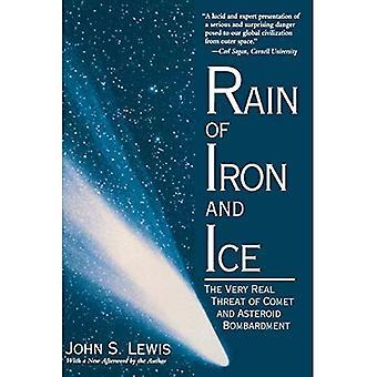 Regen van ijzer en ijs: de zeer reële dreiging van komeet en planetoïde Bombardment
