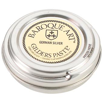 Baroque Art Gilders Paste 1.5 Ounces German Silver Gp Gs27m