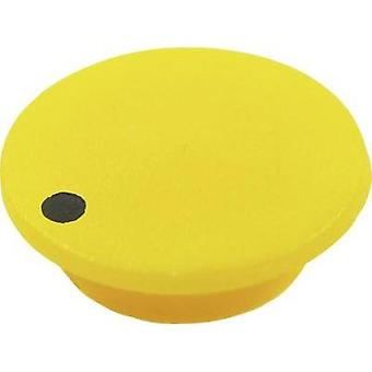 Cover + dot Yellow Suitable for K21 rotary knob Cliff CL1752 1 pc(s)