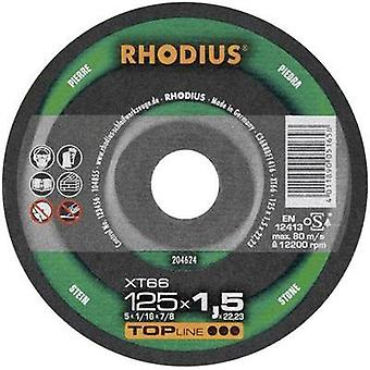 Rhodius 204624 Cutting disc XT66