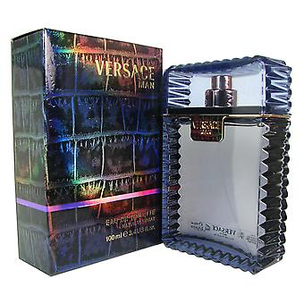 Uomo Versace 3,4 oz 100ml EDT Spray