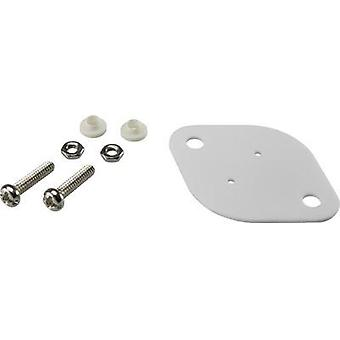 Semiconductor mounting set (L x W) 42 mm x 30 mm Suitable for TO 3 SCI 1 Set