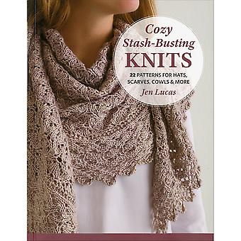Martingale & Company-Cozy Stash-Busting Knits MG-7507