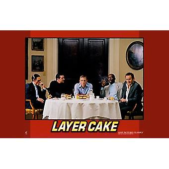 Layer Cake Movie Poster (17 x 11)