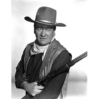 El Dorado John Wayne 1966 Photo Print
