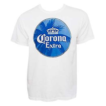 Corona ekstra Palm Tree Logo Tee Shirt