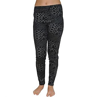 Indies Rocker Print Alive Thermal Baselayer Bottoms