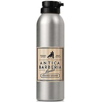 Antica Barberia Shaving Mousse 200ml