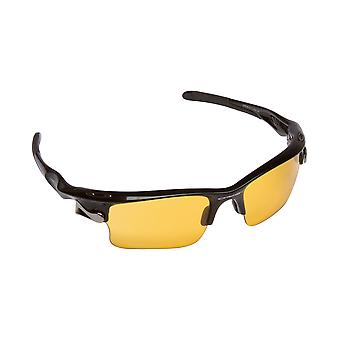 New SEEK Replacement Lenses for Oakley Sunglasses FAST JACKET XL Asian Fit Amber