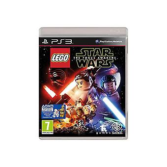 LEGO Star Wars : The Force se réveille jeu PS3
