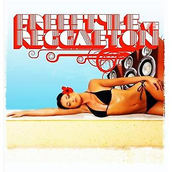 Freestyle vs. Reggaeton - Freestyle vs. Reggaeton [CD] USA import