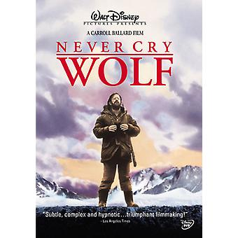 Nooit Cry Wolf [DVD] USA importeren