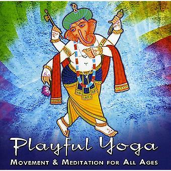 Legende Yoga - legende Yoga [CD] USA importerer