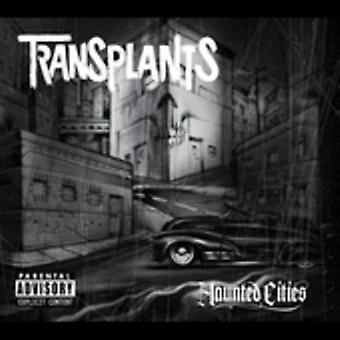 Transplants - Haunted Cities [CD] USA import