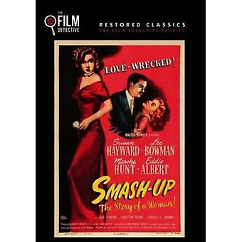 Smash Up: The Story of a Woman [DVD] USA import