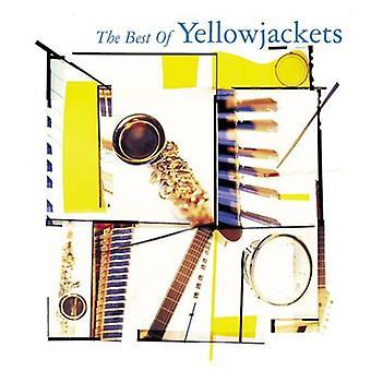 Yellowjackets - lo mejor de importación USA de avispas chaqueta amarilla [CD]