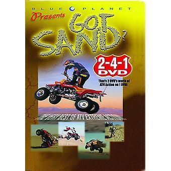 Fik Sand [DVD] USA import