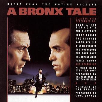 Various Artists - Bronx Tale [CD] USA import