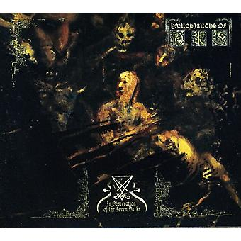 Haeresiarchs of Dis - In Obsecration of the Seven Darks [CD] USA import