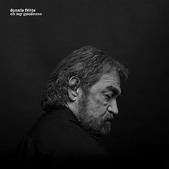 Donnie Fritts - Åh min godhed [CD] USA import