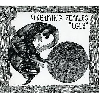 Skrigende kvinder - grimme [CD] USA import