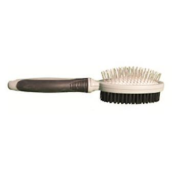 Arquivet Metal Double Prong Brush (Dogs , Grooming & Wellbeing , Brushes & Combs)
