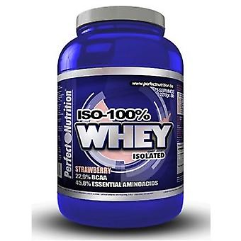 Perfect Nutrition Iso-100% Whey Isolated Strawberry (Sport , Protéines)