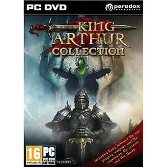 King Arthur samlinger PC DVD spill