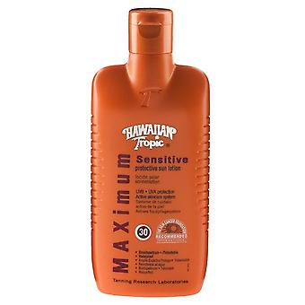Hawaiian Tropic Water Proof  UVA & UVB SPF 30 High Protection Lotion