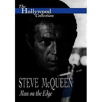 Steve McQueen-mand på kant [DVD] USA importerer