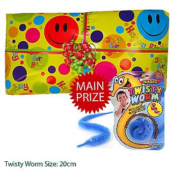 Pass the Parcel Ready Made Party Game - Fun Gift Option 1