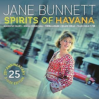 Jane Bunnett - spiritus af Havana / Chamalongo - 25 en [CD] USA import