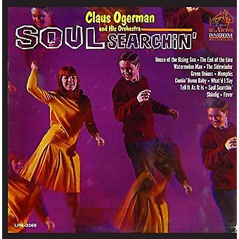 Claus Ogerman - Soul Searchin' [CD] USA import