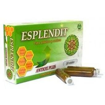 Nale Esplendit 20 vials (Vitamines en Suplementen , Multinutrients)