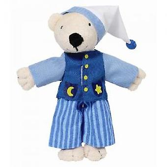 Goki Dress-up bear doll (Toys , Dolls And Accesories , Soft Animals)