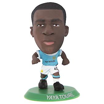 SoccerStarz Yaya Toure Manchester City FC Football Figure