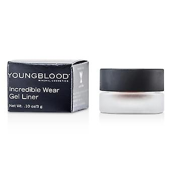 Youngblood incredibile indossare Liner in Gel - # Sienna 3G/0.1 oz
