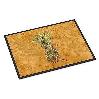 Carolines Treasures  8654MAT Pineapple Indoor or Outdoor Mat 18x27