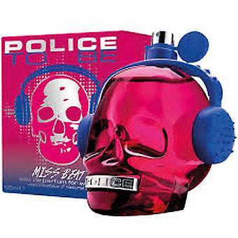 Politiet at være Miss Beat Eau de Parfum 125ml EDP Spray