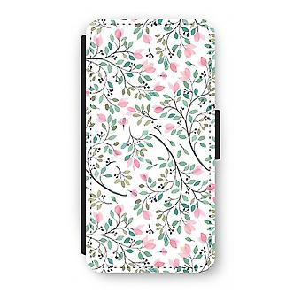 Samsung Galaxy S8 Plus Flip Case - Dainty flowers