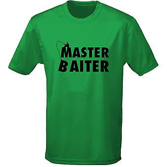 Master Baiter Fishing Angling Carping Mens T-Shirt 10 Colours (S-3XL) by swagwear