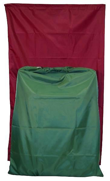 Camping Lounger Chair Bag / Cover Extra Large in waterproof heavy duty canvas material