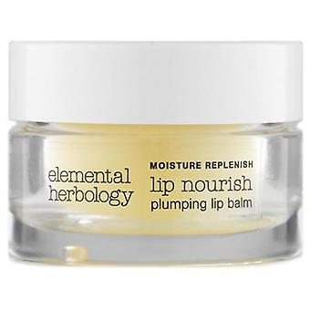 Elemental Herbology Lip Nourish Plumping Lip Balm